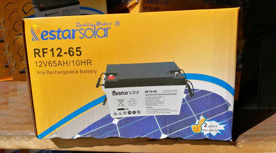 AGM Battery RF12-65