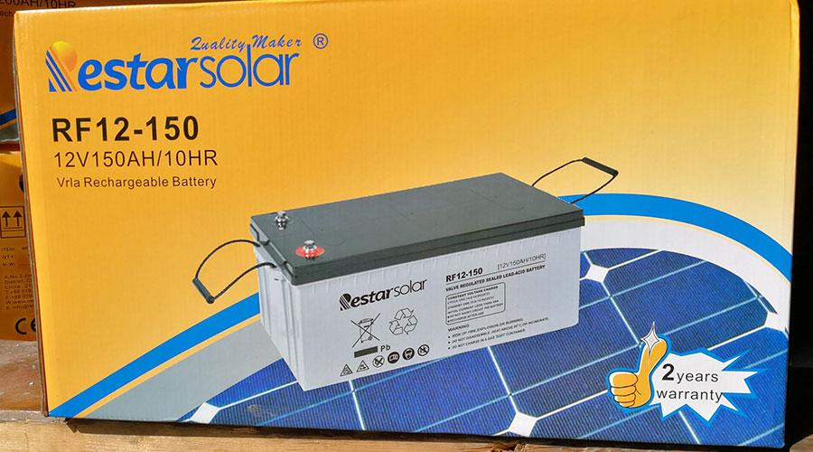 AGM Battery RF12-150